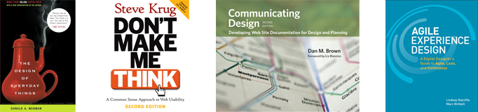 Books on User Experience Design